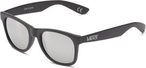 Maravilla Boutique Okulary przeciwsłoneczne Vans Spicoli 4 Shades matte black/silver mirror