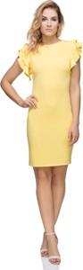 Sukienka sukienki.pl mini ołówkowa