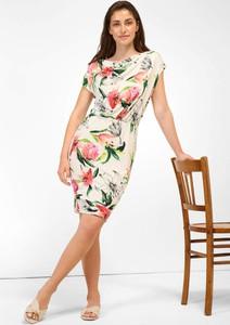 Sukienka ORSAY mini z krótkim rękawem dopasowana