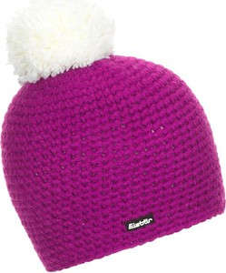 Różowa czapka Eisbär