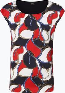 80308797ae T-shirt S.Oliver Black Label z okrągłym dekoltem z krótkim rękawem