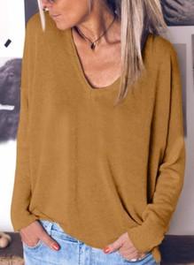 Brązowa bluzka Sandbella