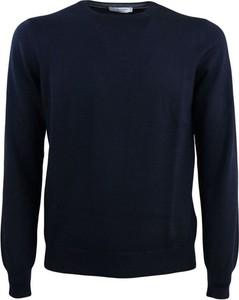 Niebieski sweter Gran Sasso