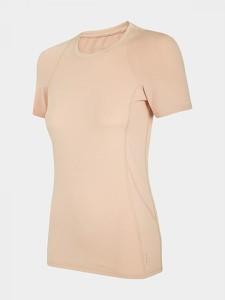 T-shirt Outhorn w stylu casual z krótkim rękawem