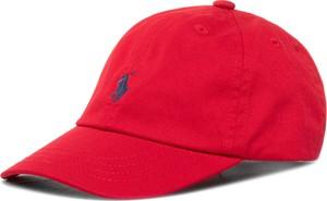 Czerwona czapka POLO RALPH LAUREN