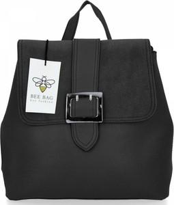 Czarny plecak Bee Bag