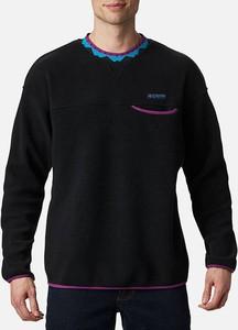 Czarna bluza Columbia w stylu casual