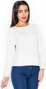 Bluzka Katrus z bawełny w stylu casual