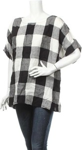 Czarna bluzka Jacqui-e w stylu casual