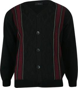 Czarny sweter Max Sheldon