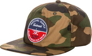 Zielona czapka Herschel Supply Co.