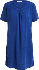 Sukienka OUI z okrągłym dekoltem z krótkim rękawem
