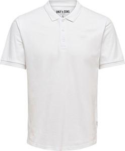 Koszulka polo Only&sons z krótkim rękawem