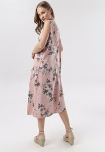 Sukienka born2be w stylu casual midi