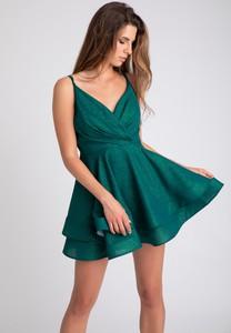 Sukienka Maravilla Boutique z dekoltem w kształcie litery v