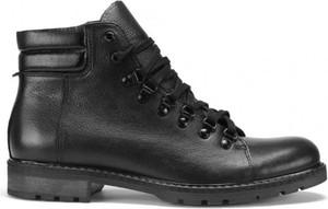 Buty zimowe Domeno sznurowane