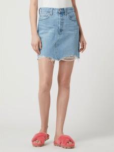 Spódnica Levis w stylu casual z jeansu