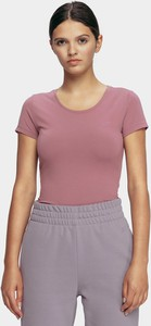 Różowa bluza 4f