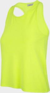 Zielona bluzka Outhorn w sportowym stylu
