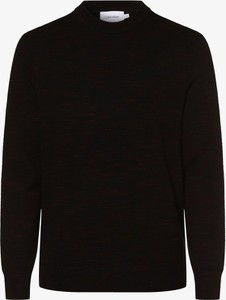 Czarny sweter Calvin Klein z bawełny