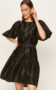 Sukienka Vero Moda z tkaniny mini z krótkim rękawem