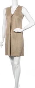 Sukienka Laurie & Joe mini prosta bez rękawów