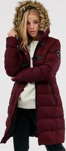 Fioletowy płaszcz Brave Soul