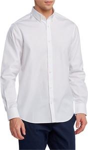 Koszula Gant z długim rękawem z kołnierzykiem button down z bawełny