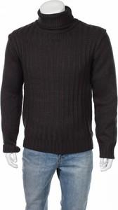 Czarny sweter Owk