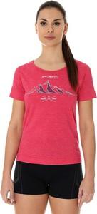 Czerwony t-shirt Brubeck