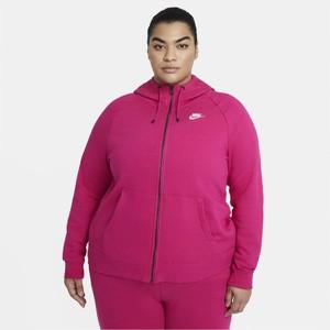 Bluza Nike z plaru krótka w sportowym stylu