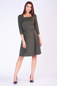 Zielona sukienka butik-choice.pl