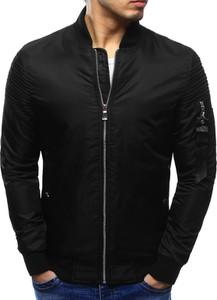 Dstreet kurtka męska bomber jacket czarna (tx2068)