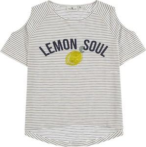 Koszulka dziecięca Tom Tailor z bawełny w paseczki