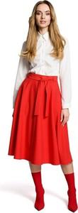 Czerwona spódnica Merg