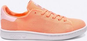 Pomarańczowe trampki Adidas Originals