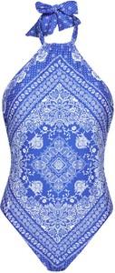 Niebieski strój kąpielowy POLO RALPH LAUREN