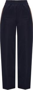 Niebieskie spodnie sportowe SEE BY CHLOE