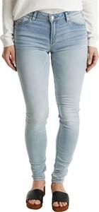 Niebieskie jeansy Esprit z bawełny w stylu casual