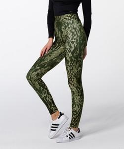 Zielone legginsy Carpatree
