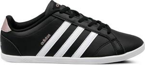 Trampki Adidas sznurowane w sportowym stylu