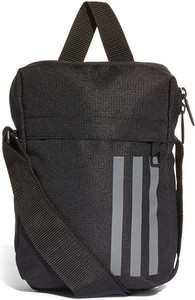 Czarna torba Adidas w młodzieżowym stylu na ramię