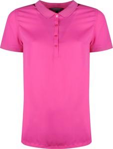 Bluzka ubierzsie.com w stylu casual z krótkim rękawem