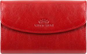 e5013f1544253 portfele damskie skórzane wyprzedaż - stylowo i modnie z Allani