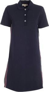 Sukienka Michael Kors mini w stylu casual z krótkim rękawem