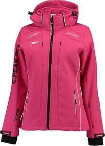 Różowa kurtka Canadian Peak w sportowym stylu