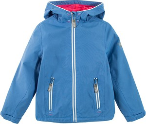Niebieska kurtka dziecięca Cool Club dla dziewczynek
