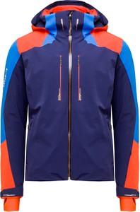 Niebieska kurtka Descente