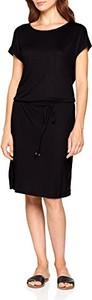 Sukienka amazon.de w stylu casual z okrągłym dekoltem z krótkim rękawem