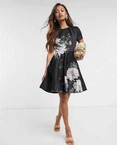Sukienka Ted Baker z krótkim rękawem